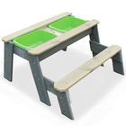 Table sable et eau Aksent avec banc