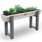 Table de plantation jardinière