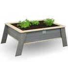 Table jardinière en bois XL
