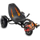 Vélo couché Triker Rocker Fire