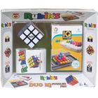 Coffret Rubik's Cube et jeu de réflexion IQ Puzzler Pro