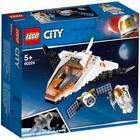 60224 - LEGO® City Space La mission d'entretien du satellite