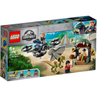 75934-LEGO® Jurassic World Dilophosaure en liberté