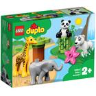 10904 - LEGO® DUPLO Les bébés animaux