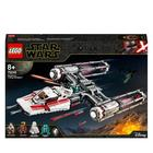 75249 - LEGO® Star Wars Y-Wing Starfighter de la Résistance