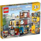 31097-LEGO® Creator L'animalerie et le café