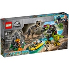 75938-LEGO® Jurassic World La bataille du T-Rex contre le Dino-Mech