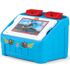 Coffre à jouets et table pour dessiner Thomas et ses amis