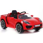 Véhicule électrique 6V Porsche 918 Spyder rouge