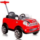 Porteur Mini 3 en 1 rouge