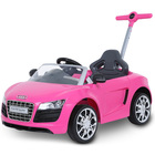 Porteur Audi rose