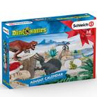 Calendrier de l'Avent dinosaures