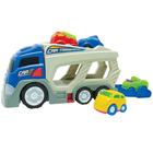 Camion de transport voitures