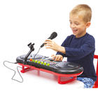 Table de mixage DJ Mixeur avec micro