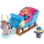 Traineau de Kristoff - Little People - Disney La Reine des Neiges 2