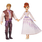 Poupées Anna et Kristoff - Pack romance Disney La Reine des neiges 2