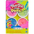 Play Doh - 4 pots Explosion de couleurs