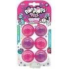 Starter Pack 6 pièces Poppops Pets