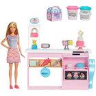 Barbie et sa pâtisserie