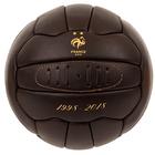 Ballon de foot FFF vintage cuir