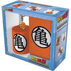 Dragon Ball Z - Coffret mug cahier et porte-clés