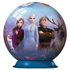Puzzle 3D Rond 72 pièces Disney La Reine des Neiges 2