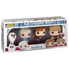 4 figurines - Coffret Funko Pop La Reine des Neiges 2