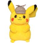 Pokémon-Peluche Pikachu détective 40 cm
