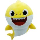 Peluche sonore baby shark 25 cm