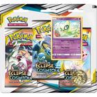 Pokémon - 3 booster Soleil et Lune Éclipse Cosmique