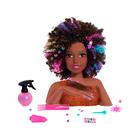 Tête à coiffer Barbie afro