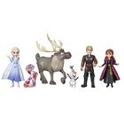 Figurines Mini Coffret Aventure givrée La Reine des Neiges 2
