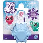 Littlest Petshop - 2 micro figurines Collection givrée