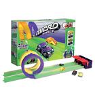 Coffret Micro Wheels super set 2 loopings avec voitures