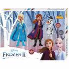 Perles à repasser Elsa et Anna - Kit La Reine des Neiges 2