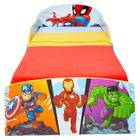 Lit pour enfant avec rangements - Disney Marvel Avengers