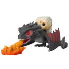 Figurines Daenerys avec dragon 68 Game of Thrones Funko Pop