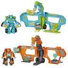 Figurine Centre de commandement Hoist ou Wedge - Transformers Rescue Bot Academy