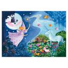 Puzzle La fée et la licorne 36 pièces