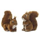 Peluche WWF Ecureuil 15 cm