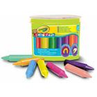 24 Maxi crayons à la cire