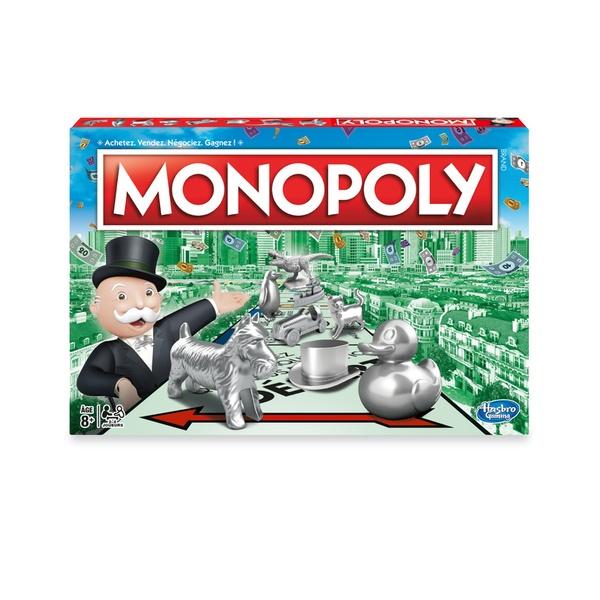 Jeu de société-Monopoly classique