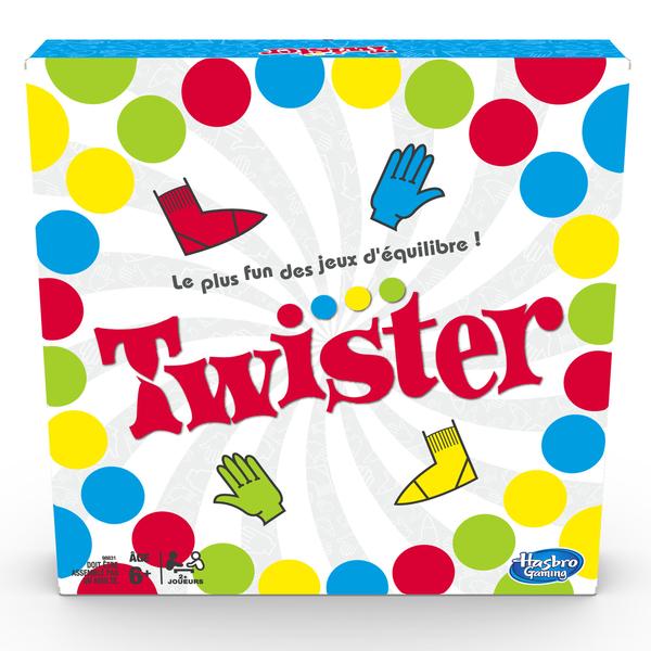 Jeu de société-Twister