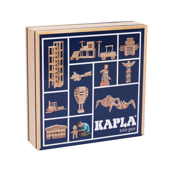 Kapla boite 100 pièces
