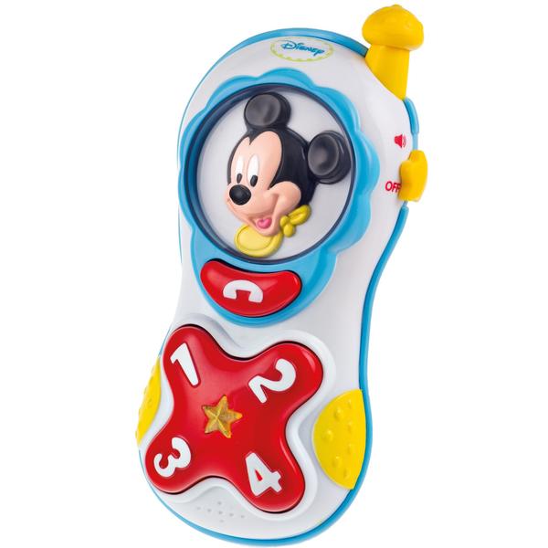 Téléphone lumières et sons Mickey