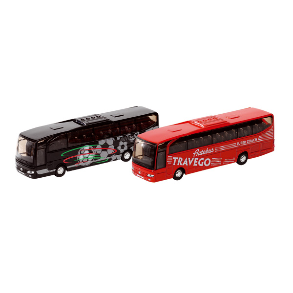 Mb travego bus 1:60