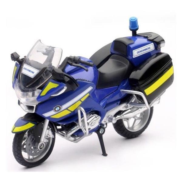 Nouvelle moto de gendarmerie 1/12 ème