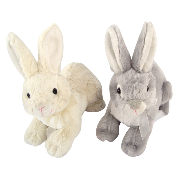 Lapin assis 25 cm