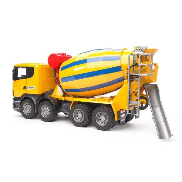 Camion toupie Scania