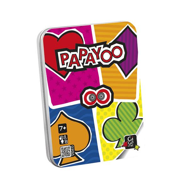 Jeu de cartes Papayoo